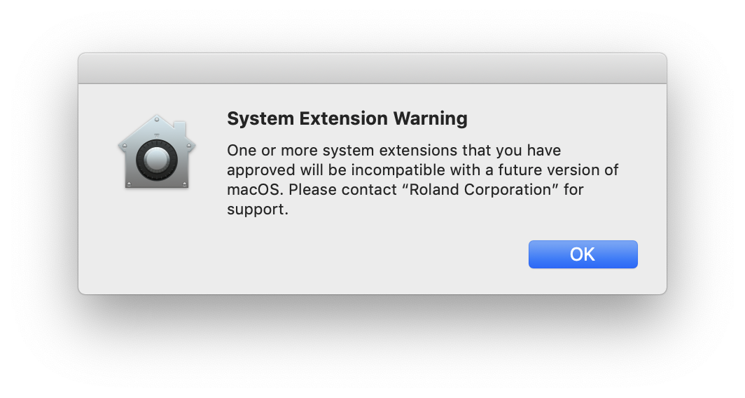 BOSS - Support - Support News - macOS Mojave (macOS 10 14) Driver